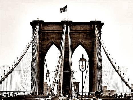 Art by Dance - Brooklyn Bridge