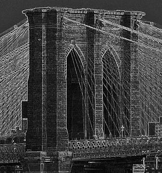 Brooklyn Bridge by Deborah Knolle