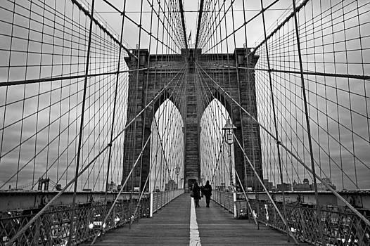 Brooklyn Bridge by Micah Dimitriadis