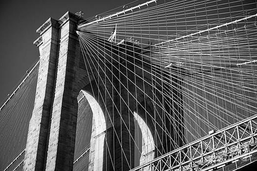 Brooklyn Bridge by Nel Saints