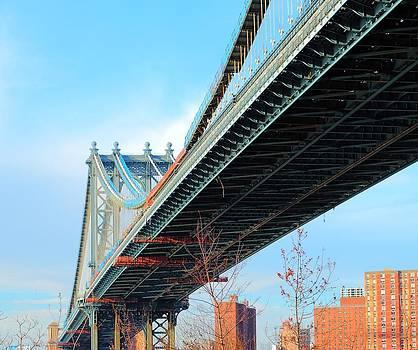 Brooklyn Bridge Park by Keith  Harden
