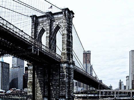 Brooklyn Bridge by TeyZhor Designs
