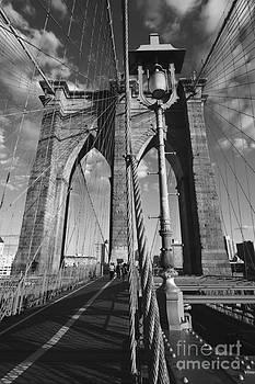 Brooklyn Bridge by Tina Osterhoudt