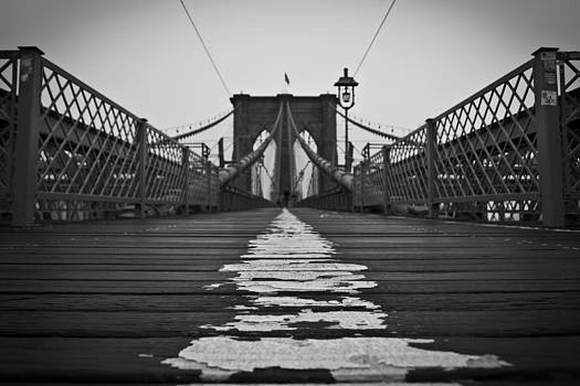 Brooklyn Lines by Michael Murphy