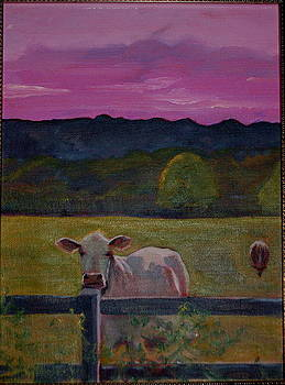 Brookview Cow by Carrington Brown