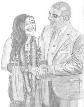 Brother's Engagement by Bav Patel