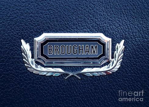 Brougham by Patrick Rodio
