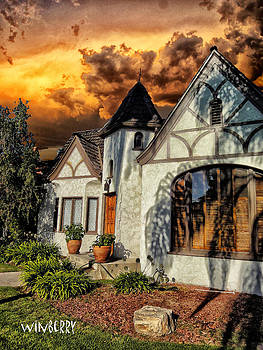 Brown House by Bob Winberry