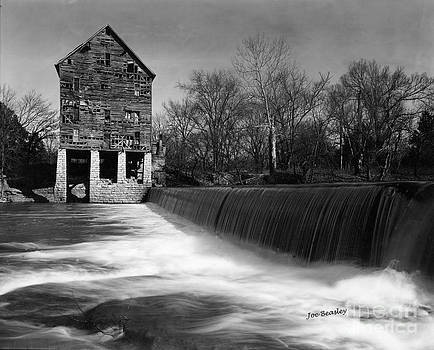 Browns Mill on the Stones River by   Joe Beasley