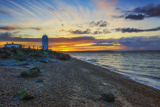 Browns Point Sunset by Ryan Manuel