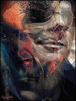 Bruce Willis  by Orfeu De SantaTeresa