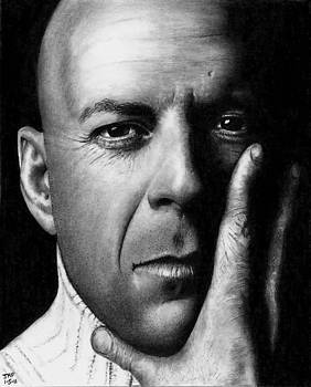 Bruce Willis by Rick Fortson
