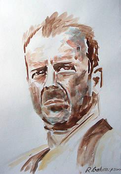 Bruce Willis by Rimzil Galimzyanov