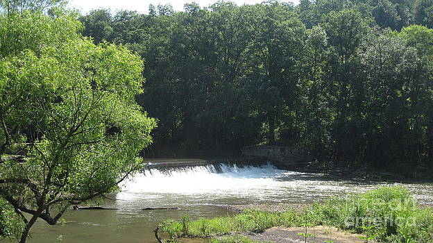 Bruceton Mills by Donna Cavender
