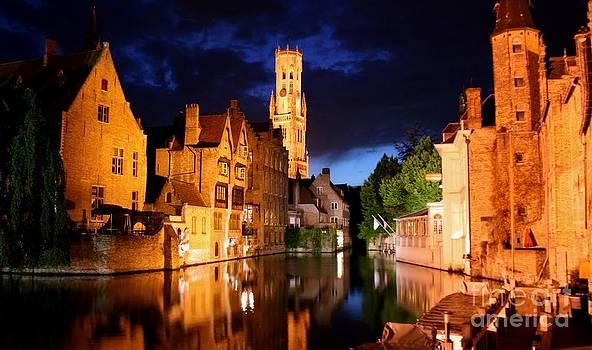 Old Bruges by David Gardener