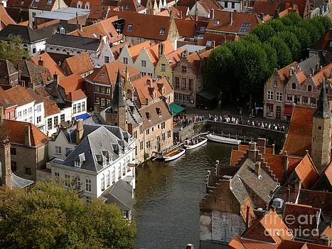 Danielle Groenen - Bruges Boats