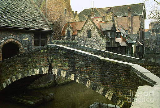 Bob Phillips - Bruges Canal Bridge