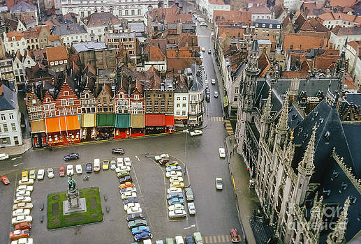 Bob Phillips - Bruges Market Square