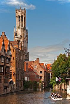 Dennis Cox - Bruges tower