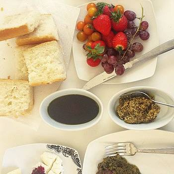 Brunch At Home For Two. Cure For A Bad by Zarah Delrosario
