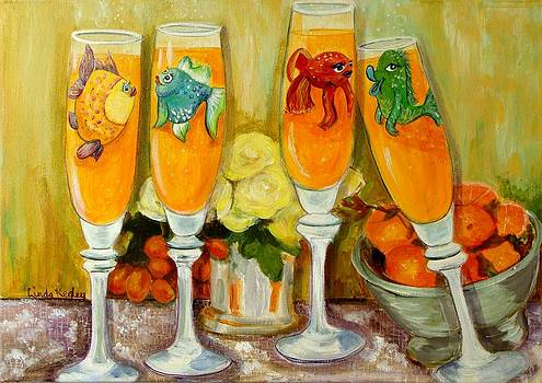 Brunch Bunch Mimosas by Linda Kegley