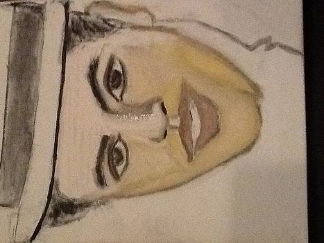 Bruno Mars by Corinne Mcdonald