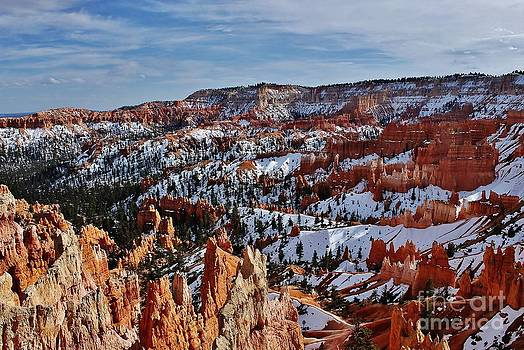 Bryce Canyon by Bernard MICHEL