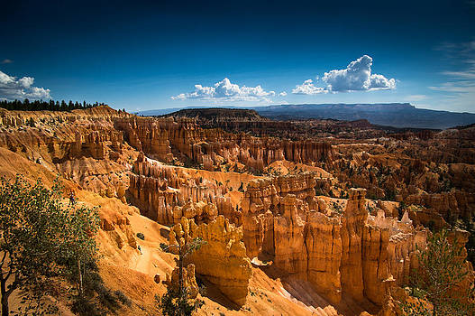 Bryce Canyon on the 4th of July by Nick  Cardona