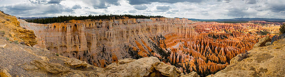 Bryce Panorama by Jim Snyder