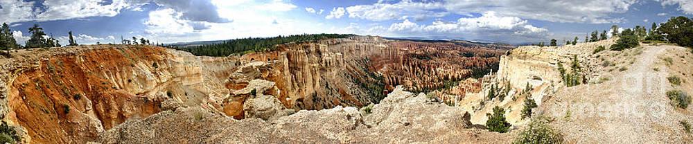 Bryce Panoramic by Jason Kolenda