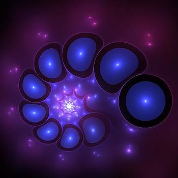 Steve K - Bubble Art Universe