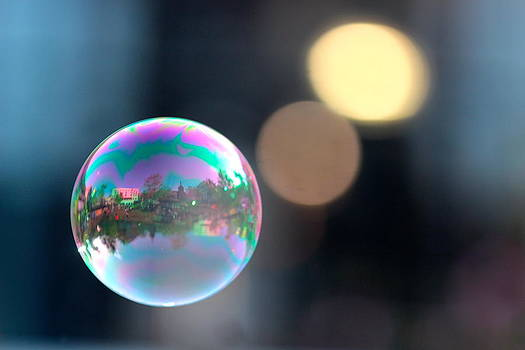 Bubble by Kevin Itsaboutvision