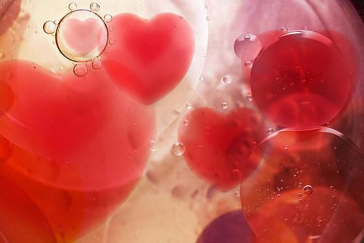Bubble love  by Svetoslav Sokolov