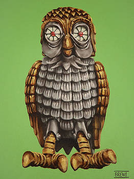 Bubo by Brent Andrew Doty