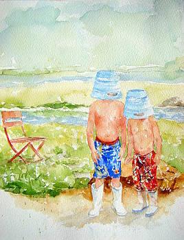 Bucket Heads by Deborah Carman