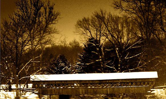 Buckeye Lake Ohio by David Yocum