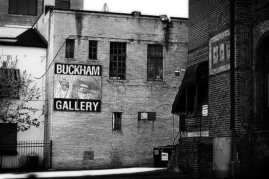 Scott Hovind - Buckham Gallery Black and White