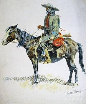 Roberto Prusso - Bucktrap - Old trapper