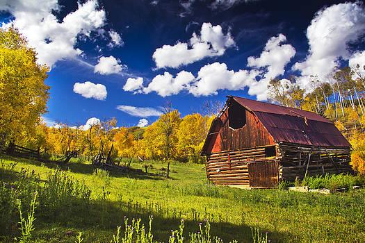 Bucolic Colorado by Evan Ludes