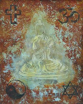 Budda by Jeffrey Oldham