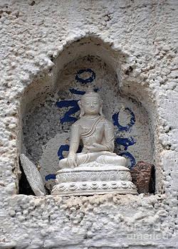 Buddah  by Minnie Lippiatt