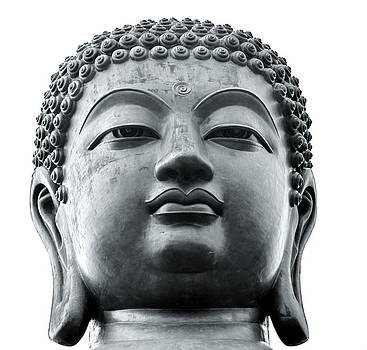 Buddha 1 by Gregory Merlin Brown