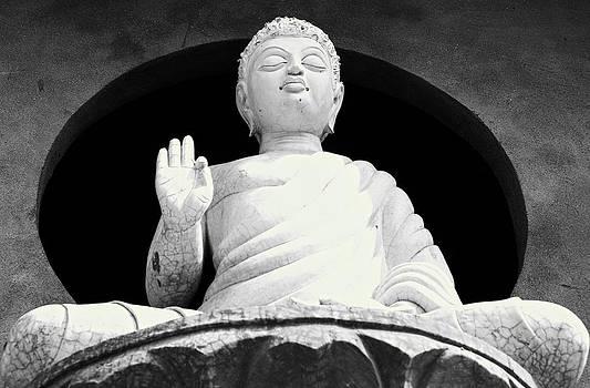 Buddha - Amaravathi by Rajkiran Ghanta