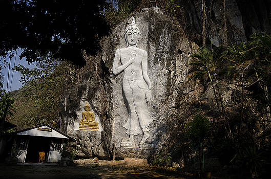 Buddha Caves Chiang Rai by Duane Bigsby