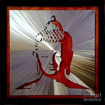 Buddha by Chris Mackie