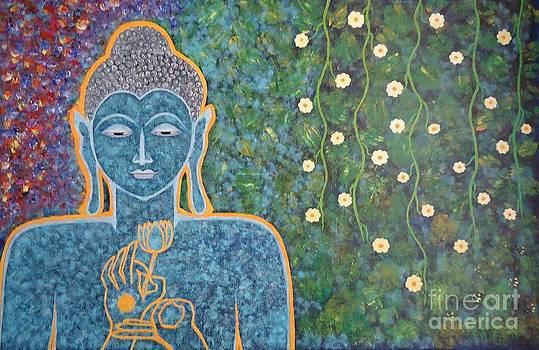 Buddha by Jnana Finearts