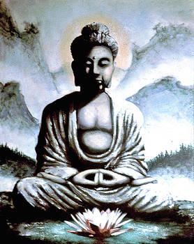 Buddha by Jonathan Weber