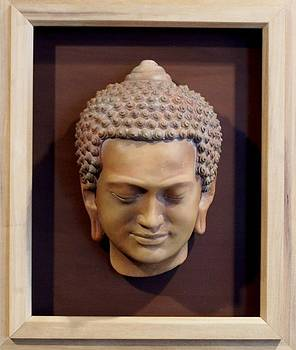 Buddha. by Jose Manuel Solares