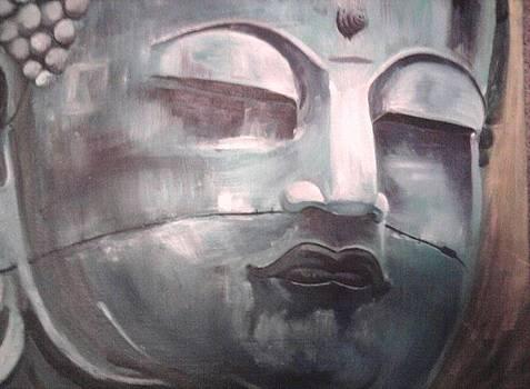 Buddha by Kevin Yuen