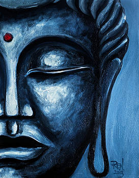 Buddha by Renee Sarasvati